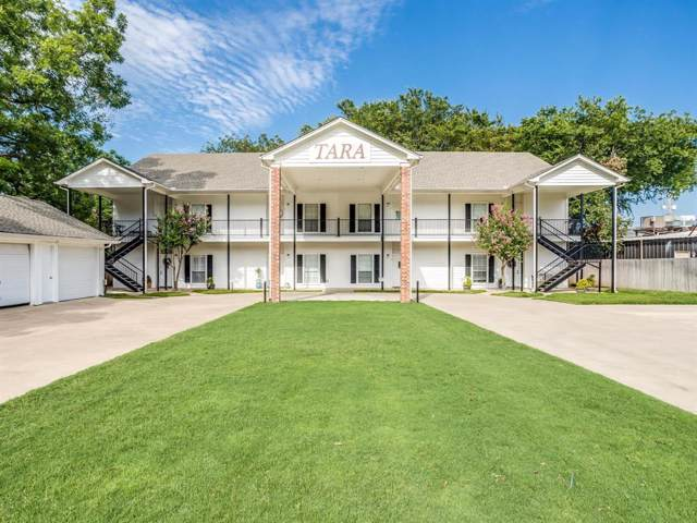 400 S Gaither Street #6, Glen Rose, TX 76043 (MLS #14225802) :: Ann Carr Real Estate