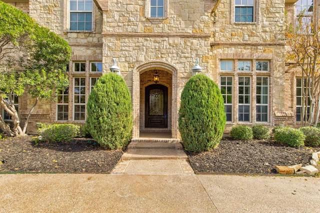 2151 Estes Park Drive, Southlake, TX 76092 (MLS #14225826) :: Van Poole Properties Group