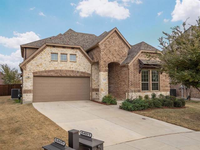 6401 Silvergrass Way, Flower Mound, TX 76226 (MLS #14225829) :: HergGroup Dallas-Fort Worth
