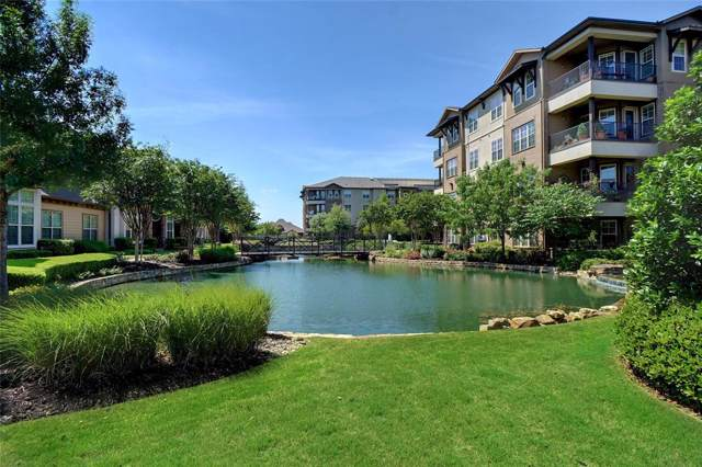 301 Watermere Drive #221, Southlake, TX 76092 (MLS #14225838) :: The Kimberly Davis Group