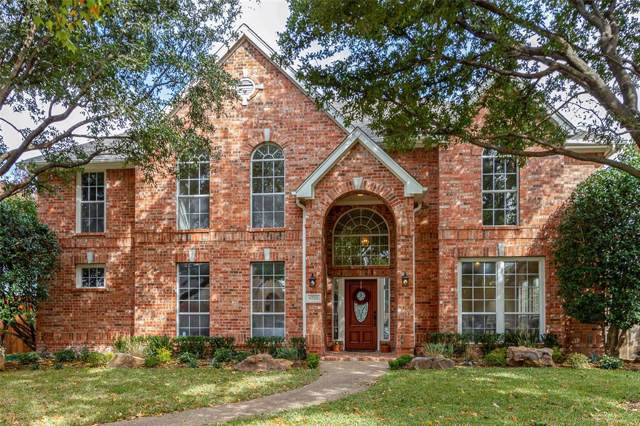 6728 Gray Wolf Drive, Plano, TX 75024 (MLS #14225840) :: The Kimberly Davis Group