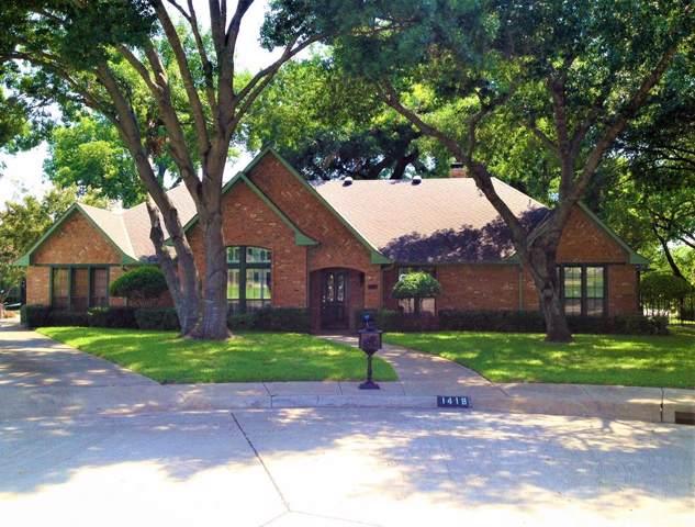 1418 Dreda Circle, Desoto, TX 75115 (MLS #14225855) :: All Cities Realty