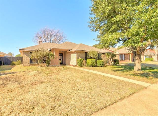 406 Nandina Drive, Allen, TX 75002 (MLS #14225861) :: RE/MAX Town & Country