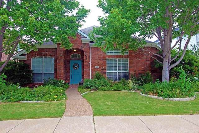 5716 Green Hollow Lane, The Colony, TX 75056 (MLS #14225888) :: The Kimberly Davis Group