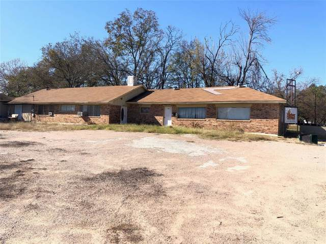802 E Main Street, Whitesboro, TX 76273 (MLS #14225890) :: Century 21 Judge Fite Company
