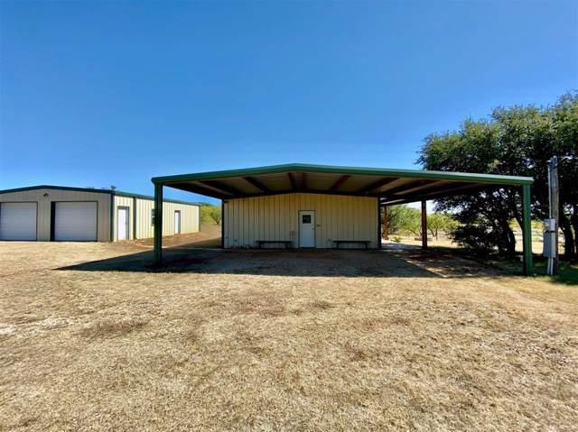 7312 County Road 164, Breckenridge, TX 76424 (MLS #14225910) :: The Chad Smith Team