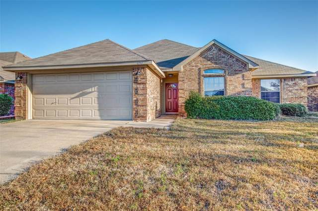 1210 Shelby Drive, Seagoville, TX 75159 (MLS #14225915) :: RE/MAX Pinnacle Group REALTORS