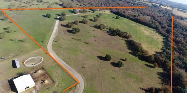 501 Kemp Road, Weatherford, TX 76087 (MLS #14225917) :: Real Estate By Design