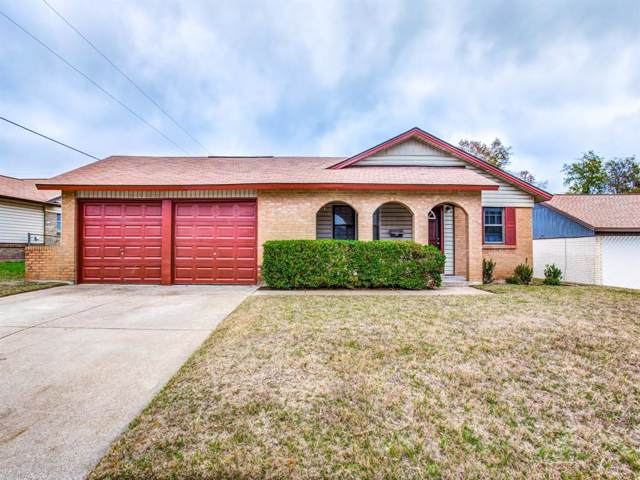 705 E Mustang Street, Crowley, TX 76036 (MLS #14225927) :: RE/MAX Town & Country