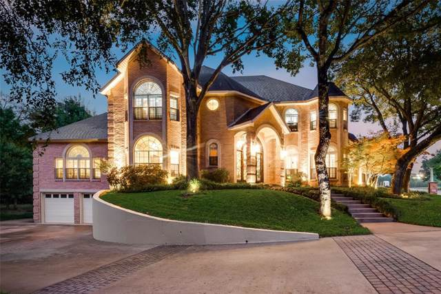 3609 Clubgate Drive, Fort Worth, TX 76137 (MLS #14225928) :: RE/MAX Town & Country
