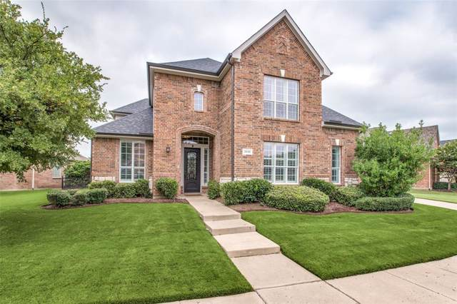3696 Chesapeake Drive, Frisco, TX 75034 (MLS #14225935) :: RE/MAX Town & Country