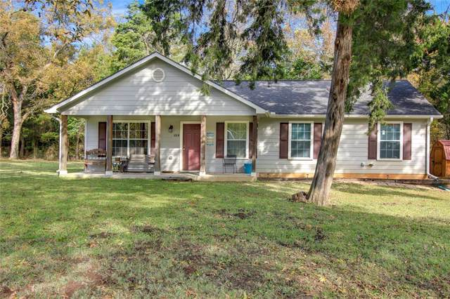 159 Oxford Drive, Gordonville, TX 76245 (MLS #14225938) :: RE/MAX Town & Country