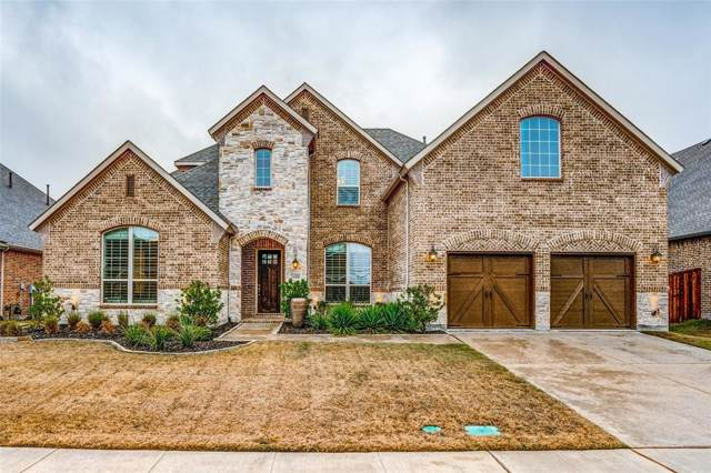 1608 Snapdragon Court, Celina, TX 75078 (MLS #14225939) :: RE/MAX Town & Country