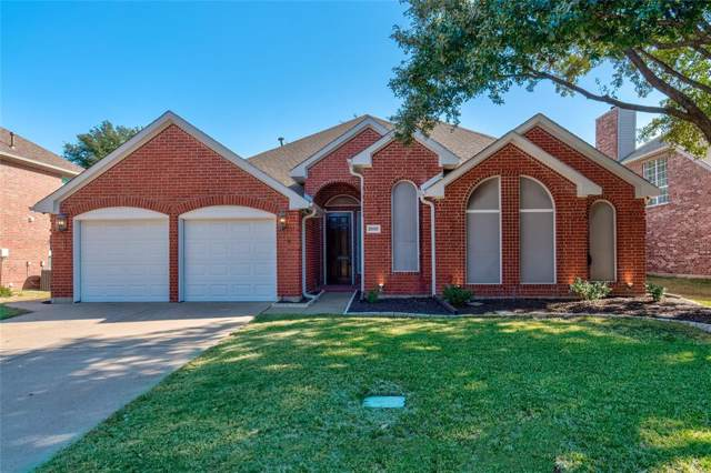 2500 Red Cedar Lane, Flower Mound, TX 75028 (MLS #14225947) :: Tenesha Lusk Realty Group