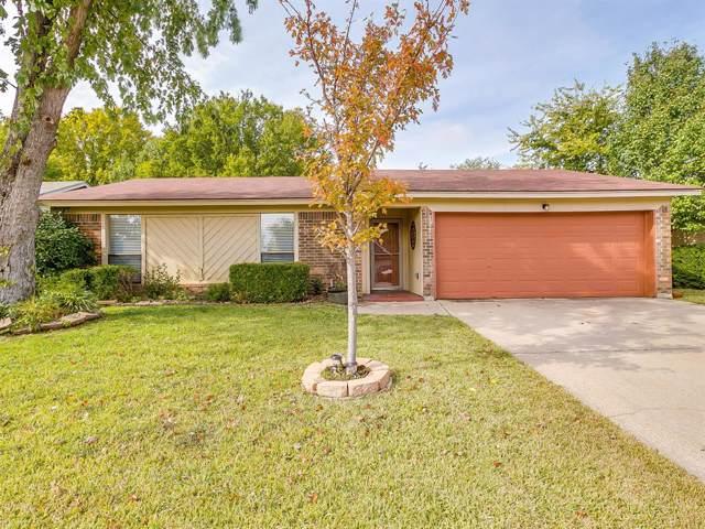 7517 Echo Hill Drive, Watauga, TX 76148 (MLS #14225963) :: RE/MAX Town & Country
