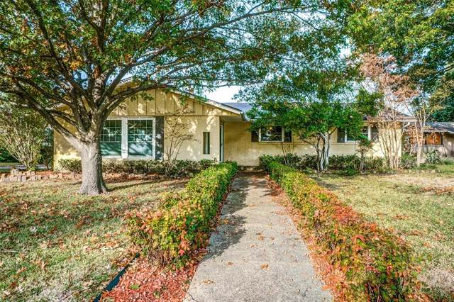 3439 Timberview Road, Dallas, TX 75229 (MLS #14225972) :: RE/MAX Town & Country