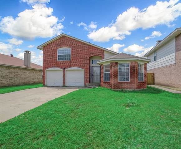 1729 Whispering Cove Trail, Fort Worth, TX 76134 (MLS #14225977) :: The Kimberly Davis Group