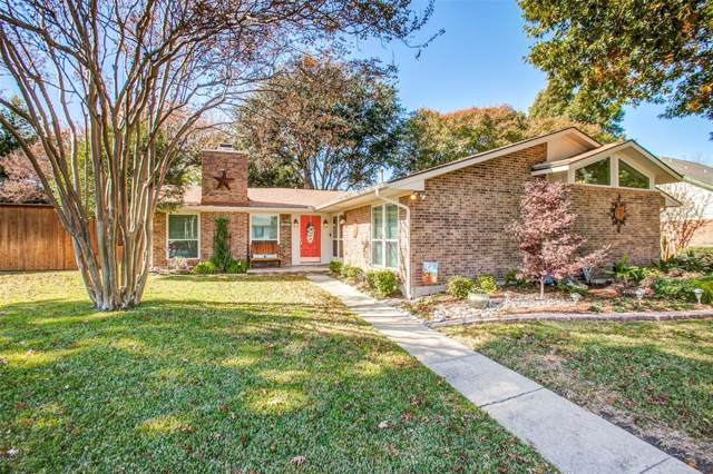 1803 Eldora Court, Richardson, TX 75081 (MLS #14225982) :: Robbins Real Estate Group