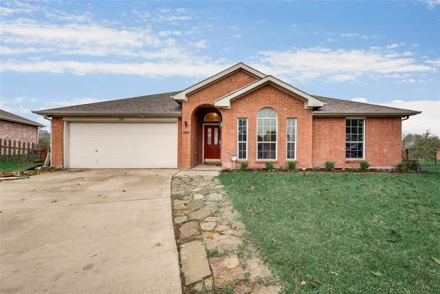 1230 Crooked Creek Court, Midlothian, TX 76065 (MLS #14225986) :: Century 21 Judge Fite Company