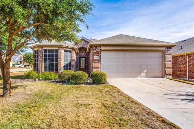 2224 Spencer Place, Mckinney, TX 75071 (MLS #14225988) :: RE/MAX Pinnacle Group REALTORS