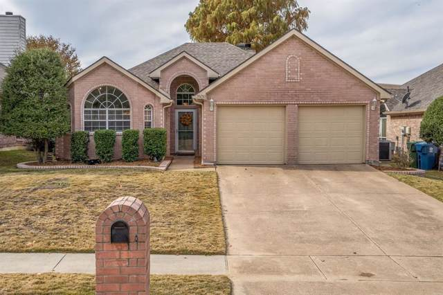 2509 Lakeshore Drive, Flower Mound, TX 75028 (MLS #14226015) :: Tenesha Lusk Realty Group
