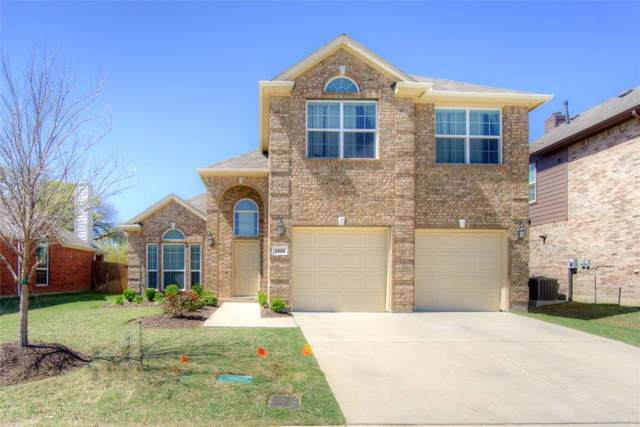 1404 Ashby Drive, Lewisville, TX 75067 (MLS #14226017) :: Vibrant Real Estate