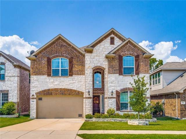 5108 Mcclellan Drive, Frisco, TX 75036 (MLS #14226030) :: Frankie Arthur Real Estate