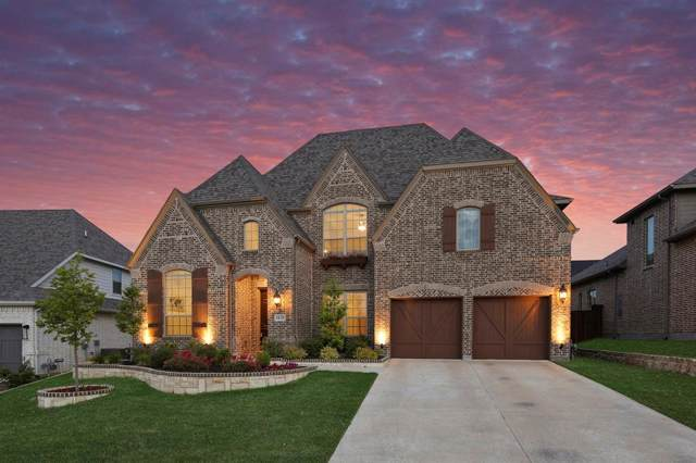 1128 Thornhill Way, Roanoke, TX 76262 (MLS #14226039) :: NewHomePrograms.com LLC
