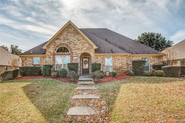 1920 Glenbrook Court, Bedford, TX 76021 (MLS #14226047) :: RE/MAX Town & Country