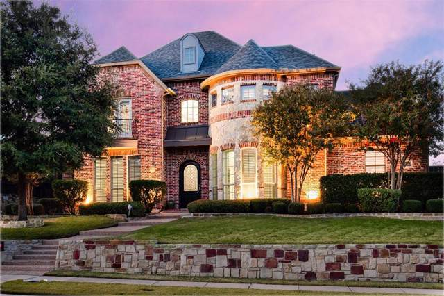1278 Havenbrook Lane, Frisco, TX 75036 (MLS #14226057) :: RE/MAX Town & Country