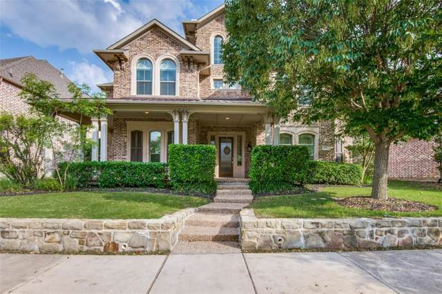 7080 Pecan Chase Lane, Frisco, TX 75034 (MLS #14226072) :: All Cities Realty