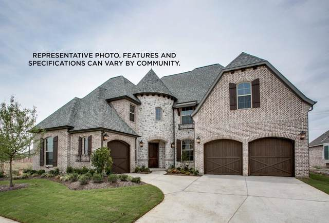 4057 Ladera Heights Boulevard, Frisco, TX 75034 (MLS #14226081) :: RE/MAX Town & Country