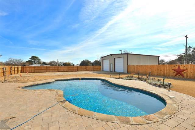 407 California Street, Clyde, TX 79510 (MLS #14226094) :: Frankie Arthur Real Estate
