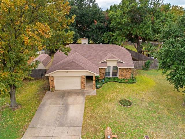 1509 Hunting Green Drive, Fort Worth, TX 76134 (MLS #14226110) :: RE/MAX Town & Country
