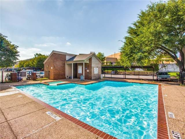 9747 Whitehurst Drive #137, Dallas, TX 75243 (MLS #14226177) :: Hargrove Realty Group