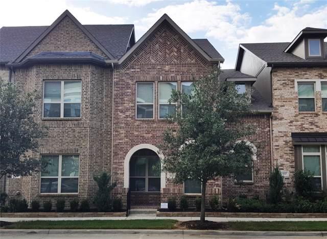 4113 Broadway Avenue, Flower Mound, TX 75028 (MLS #14226191) :: Van Poole Properties Group