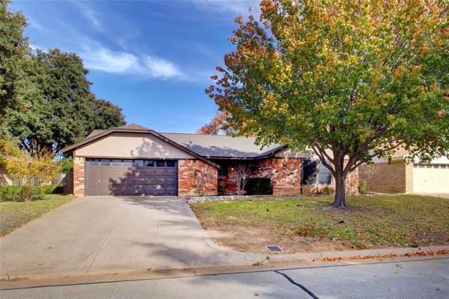 2703 Blue Quail Drive, Arlington, TX 76017 (MLS #14226199) :: RE/MAX Town & Country