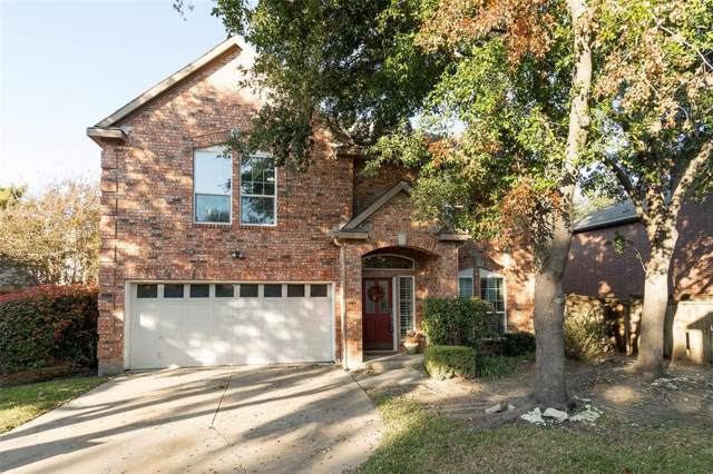 300 Cactus Flower Court, Irving, TX 75063 (MLS #14226208) :: All Cities Realty