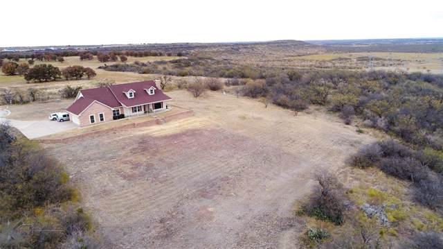 44 Saddle Ridge Drive, Baird, TX 79504 (MLS #14226215) :: The Tonya Harbin Team