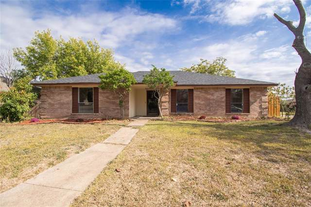 3306 Willowglen Drive, Mesquite, TX 75150 (MLS #14226234) :: RE/MAX Town & Country