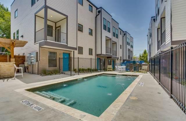 4950 Cedar Springs Road, Dallas, TX 75235 (MLS #14226258) :: HergGroup Dallas-Fort Worth