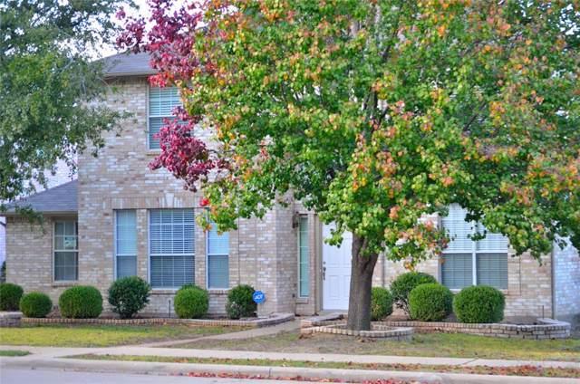 805 E Grubb Drive, Mesquite, TX 75149 (MLS #14226268) :: RE/MAX Town & Country