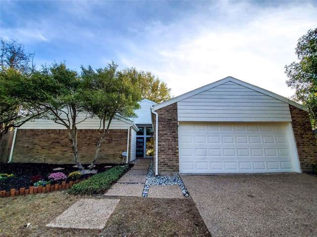 9048 Stone Creek Place, Dallas, TX 75243 (MLS #14226274) :: All Cities Realty