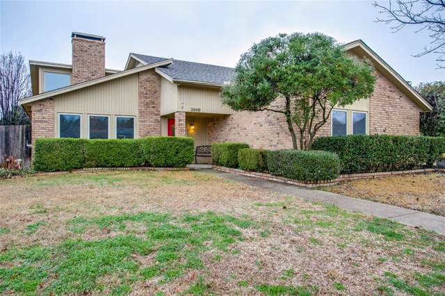2000 Oakmeadow Street, Bedford, TX 76021 (MLS #14226276) :: Lynn Wilson with Keller Williams DFW/Southlake