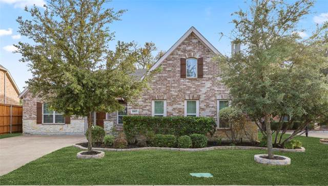 1003 Lost Valley Drive, Euless, TX 76039 (MLS #14226277) :: RE/MAX Town & Country