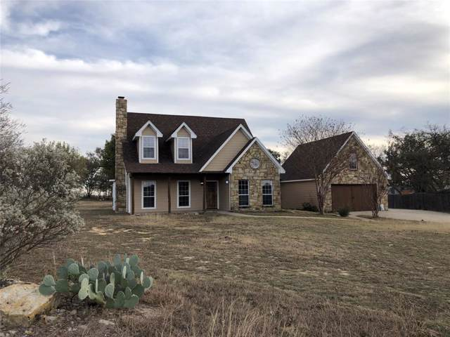 2643 Ranger Highway, Weatherford, TX 76088 (MLS #14226281) :: Hargrove Realty Group