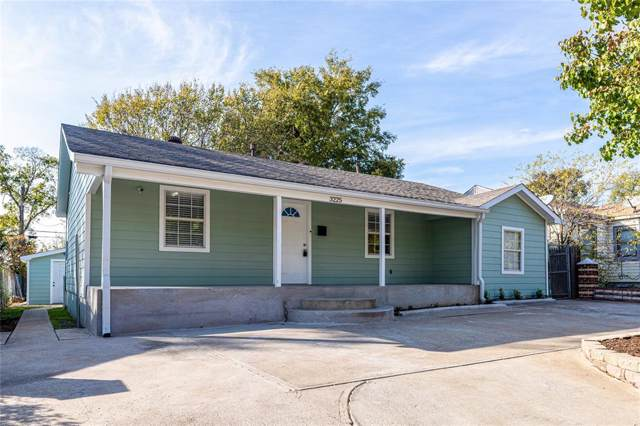 3225 Seevers Ave, Dallas, TX 75216 (MLS #14226292) :: The Hornburg Real Estate Group