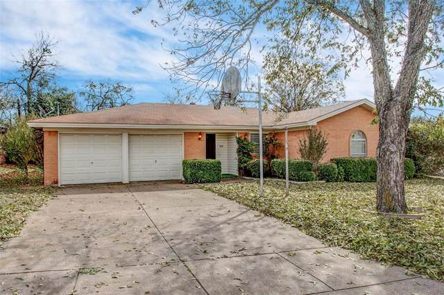 154 Chestnut Street, Aledo, TX 76008 (MLS #14226294) :: Team Hodnett