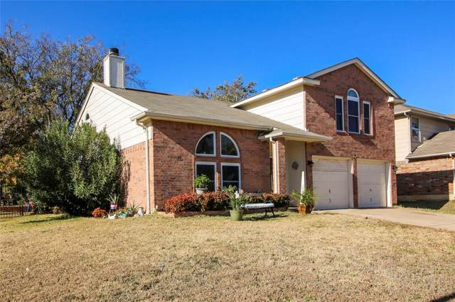 1801 Rybovich Lane, Mansfield, TX 76063 (MLS #14226296) :: The Tierny Jordan Network