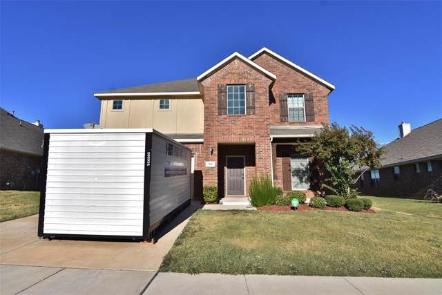 709 Sendero Drive, Arlington, TX 76002 (MLS #14226298) :: The Sarah Padgett Team